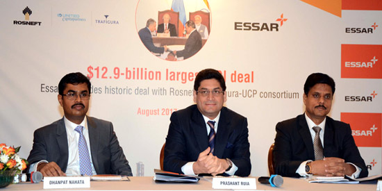 Essar Energy and Oil Bidco Successfully Conclude Sale of