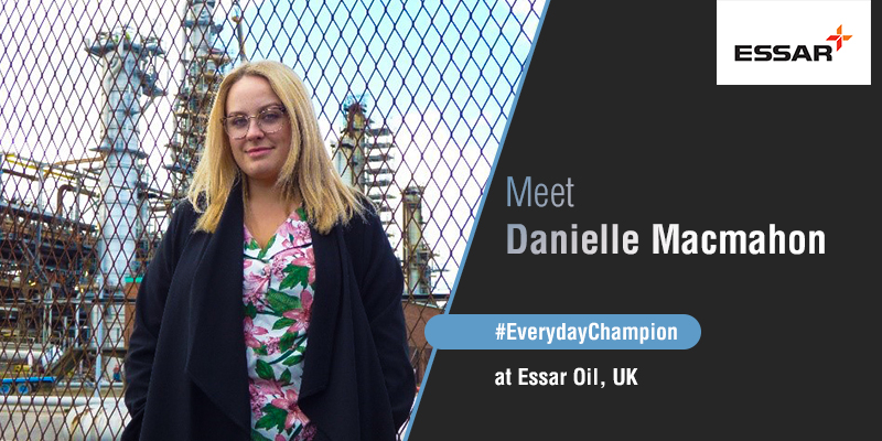 Meet Danielle Macmahon, Essar's Everyday Champion