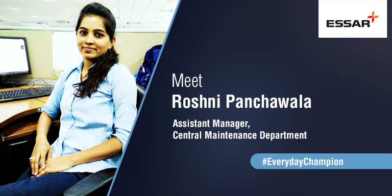 Meet Roshni Panchawala, Essar's Everyday Champion