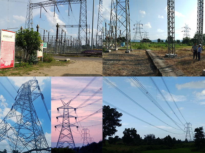 Essar Power commissions Mahan-Sipat transmission line
