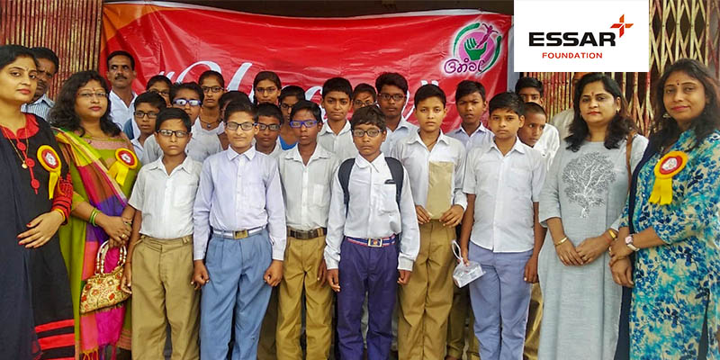 Essar Foundation working towards a better vision for future generations