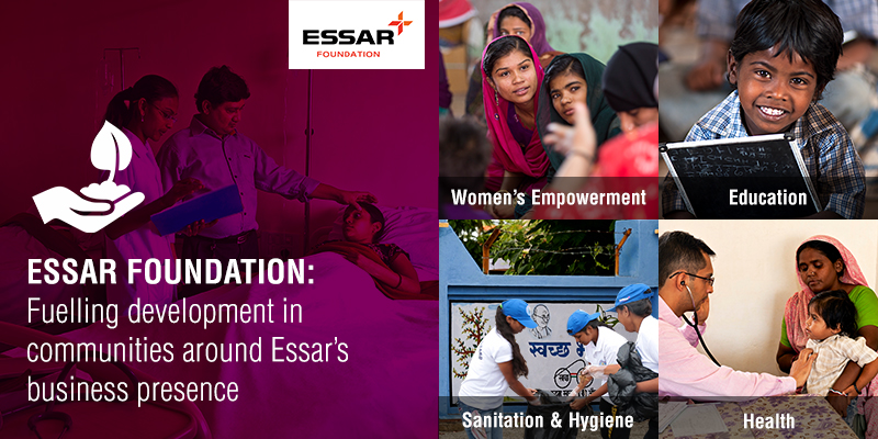 Nurturing Rural Vitality – The Essar Foundation Way