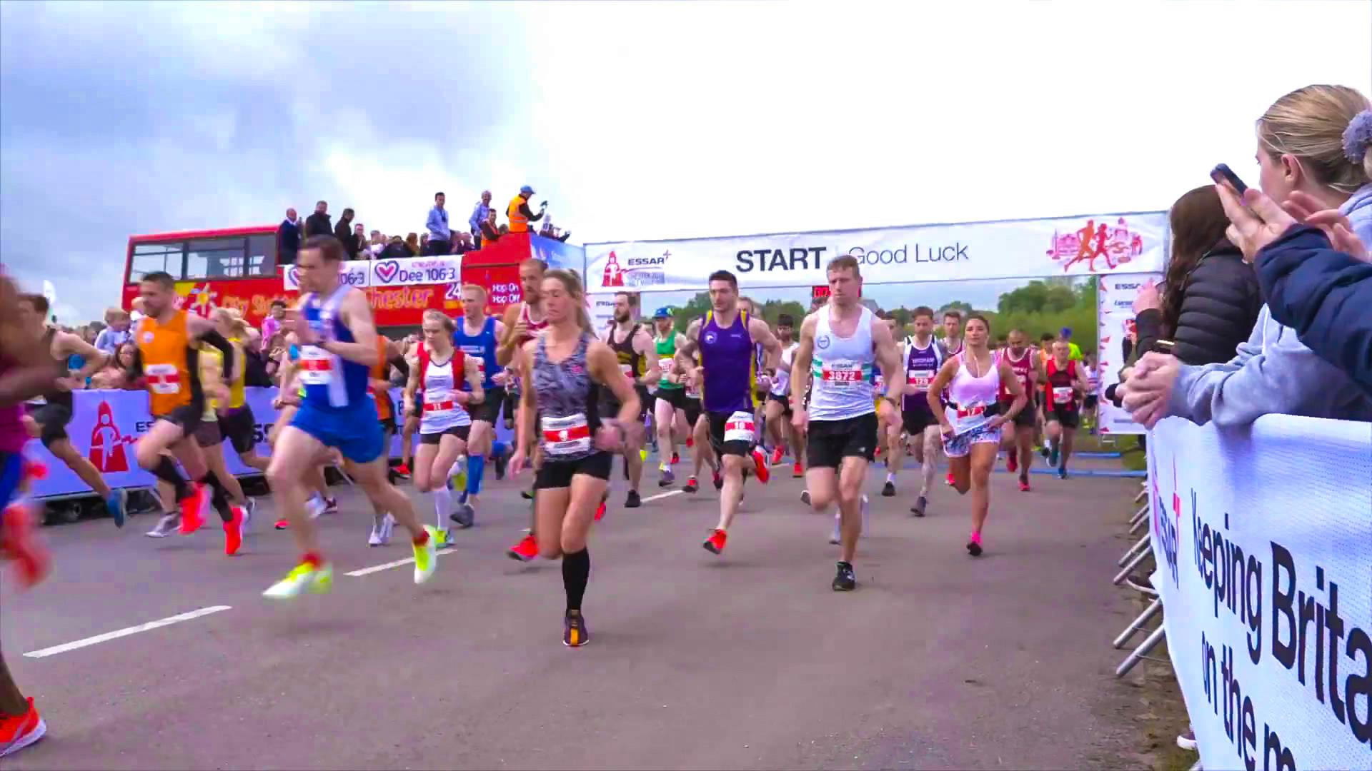 8083c4c77503 Essar Chester Half Marathon 2019
